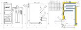 Твердотопливный котел на пеллетах Альтеп Duo UNI Pellet (KT-2EPG) - 33 кВт 2