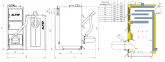 Твердотопливный котел на пеллетах Альтеп Duo UNI Pellet (KT-2EPG) - 40 кВт 2