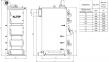 Котел твердотопливный Альтеп DUO PLUS (КТ-2Е) 75 кВт 0