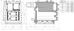 Котел твердотопливный Альтеп MEGA 1000 кВт 2