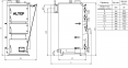 Котел твердотопливный Альтеп DUO (КТ-2Е) 25 кВт 2