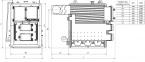 Котел твердотопливный Альтеп MEGA 1200 кВт 2