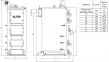 Котел твердотопливный Альтеп DUO PLUS (КТ-2Е) 50 кВт 2