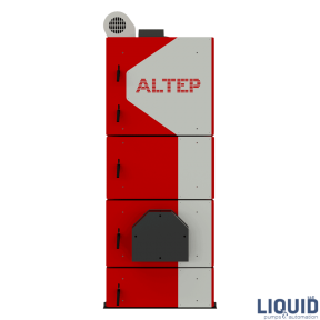 Котел твердотопливный Альтеп КТ-2ЕU 40 кВт