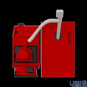 Твердотопливный котел на пеллетах Альтеп TRIO UNI Pellet (КТ-3ЕPG) - 80 кВт