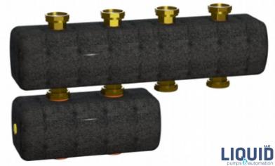 Коллектор в комплекте с гидрострелкой ОКС-КР-2-3-К-НГ-і