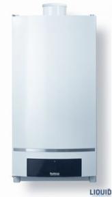 Газовый конденсационный котел Buderus Logamax PLUS GB062-24KD - 24 кВт
