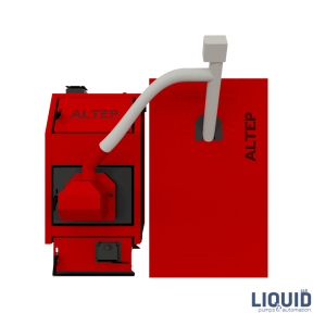 Твердотопливный котел на пеллетах Альтеп TRIO UNI Pellet (КТ-3ЕPG) - 65 кВт