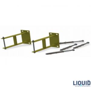 Комплект для крепления коллектора  к стене ОКК-15