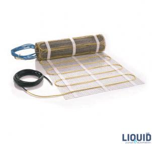Нагревательный мат DEVImat 150T (длина 20 м; площадь 10,0м2)