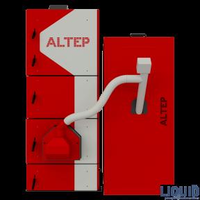 Твердотопливный котел на пеллетах Альтеп Duo UNI Pellet (KT-2EPG) - 33 кВт