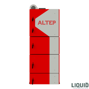 Котел твердотопливный Альтеп Duo UNI (КТ-2ЕN) 15 кВт