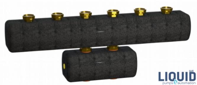 Коллектор в комплекте с гидрострелкой ОКС-КР-2-3-НР-і