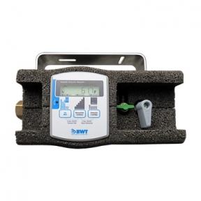Модуль с водомером и подсоединением для картриджа AQA therm HES