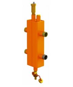 Гидравлический разделитель ОГС-Р-3-НР