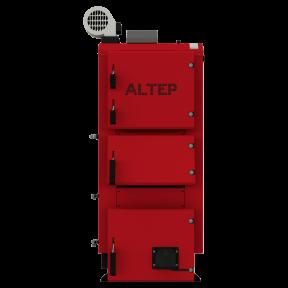 Котел твердотопливный Альтеп DUO (КТ-2Е) 17 кВт