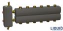 Коллектор в комплекте с гидрострелкой  ОКС-РР-6-6-К-НГ-і
