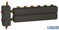 Коллектор в комплекте с гидрострелкой  ОКС-РР-6-3-В-НГ-і