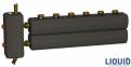 Коллектор в комплекте с гидрострелкой  ОКС-РР-3-3-В-НР-і