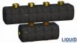 Коллектор в комплекте с гидрострелкой ОКС-КР-2-2-НР-і
