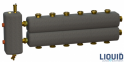 Коллектор в комплекте с гидрострелкой  ОКС-РР-6-7-КН-НГ-і