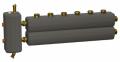 Коллектор в комплекте с гидрострелкой  ОКС-РР-2-4-ВН-НГ-і