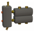 Коллектор в комплекте с гидрострелкой ОКС-РР-6-2-К-НГ-і