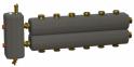 Коллектор в комплекте с гидрострелкой  ОКС-РР-2-7-КН-НГ-і