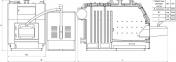 Твердотопливный котел на пеллетах Альтеп TRIO UNI Pellet (КТ-3ЕPG) - 150 кВт 2