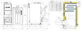 Твердотопливный котел на пеллетах Альтеп Duo UNI Pellet (KT-2EPG) - 27 кВт 2
