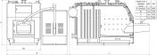 Твердотопливный котел на пеллетах Альтеп TRIO UNI Pellet (КТ-3ЕPG) - 300 кВт 2