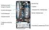 Газовый конденсационный котел Buderus Logamax PLUS GB172i-14 KD (черный) - 14 кВт 1