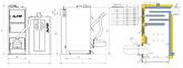 Твердотопливный котел на пеллетах Альтеп Duo UNI Pellet (KT-2EPG) - 21 кВт 1