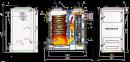 Котел твердотопливный KALVIS-2-70 кВт 0