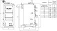 Котел твердотопливный Альтеп DUO PLUS (КТ-2Е) 25 кВт 2