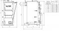 Котел твердотопливный Альтеп DUO (КТ-2Е) 17 кВт 2