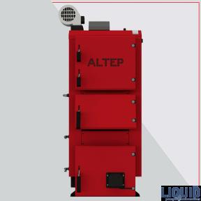 Котел твердотопливный Альтеп DUO PLUS (КТ-2Е) 38 кВт