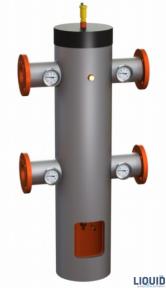Гидравлический разделитель ОГС-Ф-50-КИП