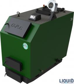 Твердотопливный котел Gefest-Profi U 98 кВт
