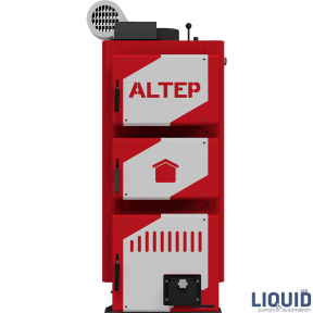 Котел твердотопливный Альтеп Classic Plus 12 кВт