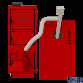 Твердотопливный котел на пеллетах Альтеп Duo UNI Pellet (KT-2EPG) - 50 кВт