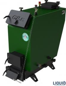 Твердотопливный котел Gefest-Profi U 15 кВт