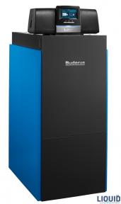 Газовый конденсационный котел Buderus Logano PLUS KB372 75 кВт