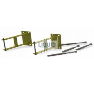 Комплект креплений ОКР-9 для гидрострелки