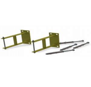 Комплект для крепления коллектора  к стене ОКК-6-і