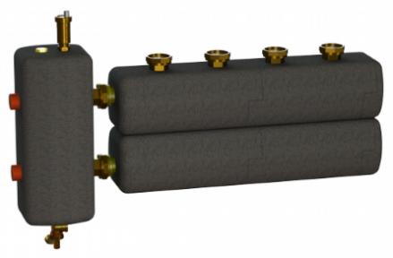 Коллектор в комплекте с гидрострелкой ОКС-РР-2-2-В-НР-і