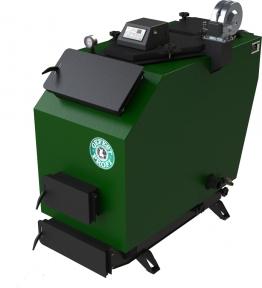 Пиролизный котел Gefest-Profi S 120 кВт