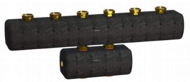 Коллектор в комплекте с гидрострелкой ОКС-КР-2-3-НГ-і