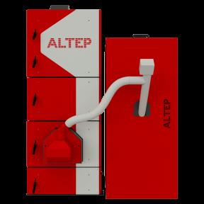 Твердотопливный котел на пеллетах Альтеп Duo UNI Pellet (KT-2EPG) - 27 кВт