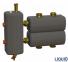 Коллектор в комплекте с гидрострелкой ОКС-РР-6-2-К-НР-і